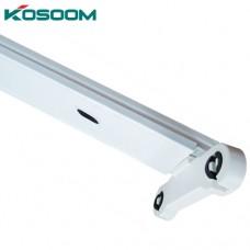 Máng tuýp LED T8 đôi 1,2m Kosoom PK-MD-KS-2*1.2